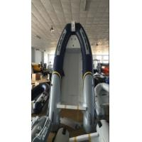 Wholesale Double Layer Aluminum Rib Boat , Ala350 4 Person Inflatable Boat In Hypalon from china suppliers