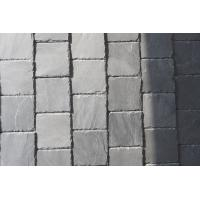 Wholesale Grey Slate Roof Tiles Natural Stone Grey Roofing Slate 400x250 400x400mm from china suppliers