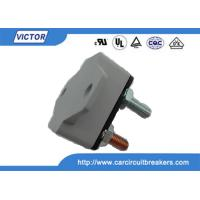 Wholesale Automatic Electric 5Amp 50Amp 24Volt Dc12V Car Circuit Breaker Single Pole from china suppliers