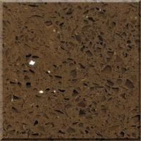 Buy cheap Brown Crystal Quartz Stone  Deep from wholesalers