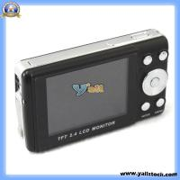 Wholesale DSC-V6 Advanced 2.4/2.5′′LCD 8x Digital Zoom Digital Camera Black-E01856 from china suppliers