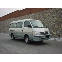 Wholesale 15 Seats Mini Bus Van , Van Mini Bus White High Roof Gasoline Engine from china suppliers