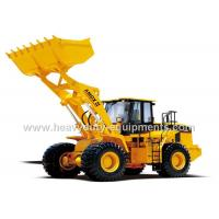 Wholesale XGMA wheel loader XG962H with 4.5t bucket capacity, shangchai engine , ZF transmission from china suppliers