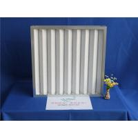 Wholesale G4 Washable Metal Mesh Air Filters / Pleated Panel Air Filter For Air Contional from china suppliers