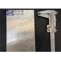 Wholesale AZ31B AZ91D ZK60 ZM21 Magnesium Alloy Plate for CNC Engraving / Embossing from china suppliers