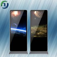 Quality FHD 42'' Rectangular Floor Standing Digital Signage Totem one year Warranty for sale