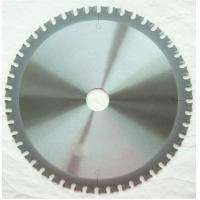 Wholesale Tungsten Carbide Tipped Circular Saw Blades for cutting steel and iron profiles - 240 x 2.4/1.8 x 46T from china suppliers
