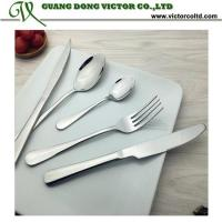 Buy cheap Manufacture Stainless Steel Cutlery Flatware Knife Fork Spoon vary styles competitive price fast delivery from wholesalers