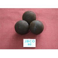 Wholesale D90mm Grinding Steel Balls High Core Hardness 59-60hrc with Round Steel Bar Material from china suppliers