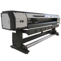 Wholesale Hi - Pri 2.5M  Epson 5Th Generation Solvent Inkjet Printer 35 Square Meter / Hour from china suppliers