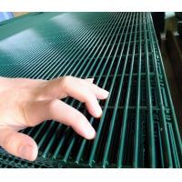Wholesale pvc high security fence 358 security fence prison mesh security screen mesh from china suppliers