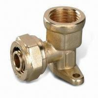 Wholesale Brass Elbow for Pex Pipe, Forged Brass Body, Easy to Install from china suppliers