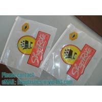 Wholesale Shoprite, deli Bags, Microwave Bags, Slider Bags, School Lunch Pouch, Slider grip bags from china suppliers