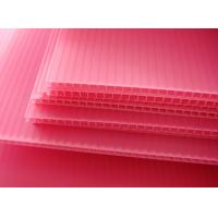Buy cheap PP Corrugated Plastic Sheet/PP Hollow Sheet/PP Hollow Sheet for Floor Protection and Decoration from wholesalers