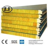 Buy cheap Glasswool sandwich panel Caravan from wholesalers