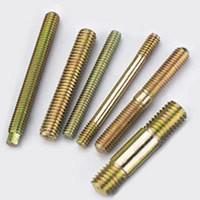 Wholesale Brass Studs, DIN Steel Double End Stud, Precision Hardware Parts M2.5 - M24 from china suppliers