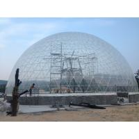 Wholesale 35m Aluminum Structure Transparent Large Dome Tent With PVC Coated from china suppliers