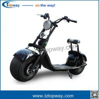 Wholesale 2017 mag electronic harley electric scooter for adults hoverboard citycoco from china suppliers