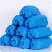 Wholesale Disposable non-woven plastic shoe cover from china suppliers
