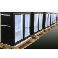 Wholesale 210L Two Swing Doors Glass Door Beer Cooler with Famous Moto , Back Bar Refrigerator from china suppliers