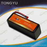 Wholesale Light weight UAV 6S 30C Rechargeable RC Battery Pack 22.2V 8000mAh from china suppliers