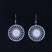 Wholesale Fashion High Quality Ladies Women Girls Stainless Steel Earrings LEF110 from china suppliers