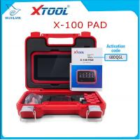 Wholesale Newest Original Xtool Product X-100 PAD Function As X300 Pro X300 Auto Key Programmer Update Online X100 Pad from china suppliers