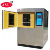 Wholesale Stainless Steel Cold Thermal Shock Test Chamber for Electronic Industry from china suppliers