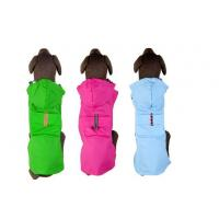Wholesale Pet clothing Large Breed Dog Clothes poncho pink sportswear S M L XL from china suppliers