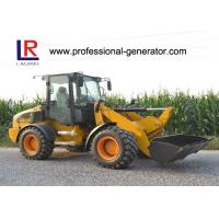 Buy cheap 2500kg Rated Load Medium Wheel Loader Powered by 76kw YUNNEI Engine from wholesalers