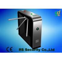 Wholesale Luxury Black Security Tripod Turnstile Gate Civilized And Orderly Access from china suppliers