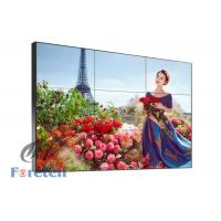 Wholesale Commercial Advertising 4k Multi Monitor Wall , 1 X 3 Video Wall LCD Screens 16.7 M Color from china suppliers