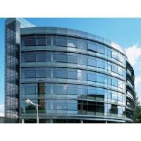 Buy cheap Low E Hollow Glass Curtain Wall from wholesalers