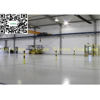 Wholesale Spray Epoxy Garage Floor Paint , Non Slip Floor Paint Plastic Coating from china suppliers