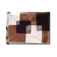 Wholesale Beige Polyester Shaggy Rug, Custom Area Rugs, Modern Dining Room Carpet from china suppliers
