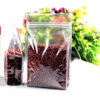 Wholesale Dried Fruits Doypack Bags Self Standing Transparent Food Grade Pouch from china suppliers
