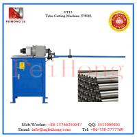 Quality CT-30 Tube Cutting Machine by feihong heater machinery for sale