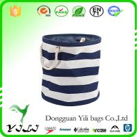 Wholesale factory supply Hanging polyester Waterproof Laundry Bag linning bag with eyelets from china suppliers