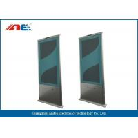 Wholesale Anti Theft RFID Gate Reader Antenna Aisle Width 120CM ISO18000 - 6C Protocol from china suppliers