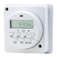 Wholesale Cheapest Wall Mounted Digital Plug Timer Light Timers for Lights Time Switches Socket Timer from china suppliers