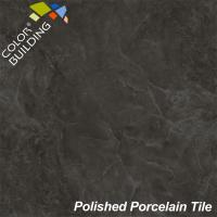 Wholesale Black Polished Porcelain Tiles Water Proof Glossy 300mm X 600mm from china suppliers