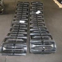 Wholesale 350mm Hot sell Rubber Track (350*90*42) for  Kubota Harvesters from china suppliers