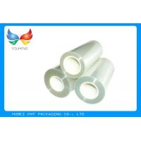Wholesale Silicone Coated Clear PET  Film / Transparent Polyester Film Low Shrinkage from china suppliers