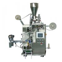 Wholesale Tea packing machine Inner Outer Bag Tea Packaging Machine Tea Max 60 Bags Per Min from china suppliers