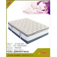 Wholesale Comfort Memory Foam Pocket Spring Mattress from china suppliers
