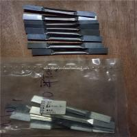 Buy cheap Molybdenum Evaporation Boats ,Mo boat ,0.2mm*10mm*100mm100pcs wholesale price from wholesalers