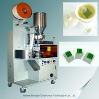 Wholesale Stainless Steel Fully Automatic Packing Machine For Tea Bag / Facial Cream from china suppliers