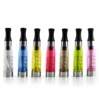Wholesale electronic cigarette clearomizer ego screw thread dual coil or single coil ce4 atomizer from china suppliers