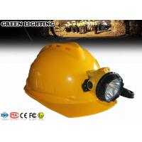 Wholesale New Design GL12-A IP68 490g Rechargeable LED Headlamp with Three Levels from china suppliers
