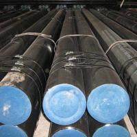 Wholesale API 5L SCH40 STD Hot Rolle Seamless Pipe , 1/2 INCH - 24 INCH Black carbon seamless steel pipe from china suppliers